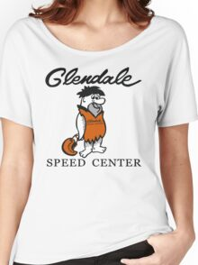 Glendale Speed Center Women's Relaxed Fit T-Shirt