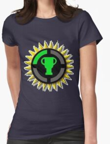 The Game Theorists (Game Theory) Womens Fitted T-Shirt