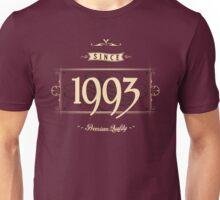 Since 1993 (Cream&Choco) Unisex T-Shirt