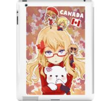Pancakes Specialists iPad Case/Skin