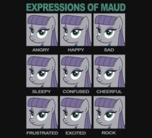 Expressions of Maud Tshirt One Piece - Short Sleeve