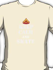 "Keep Calm Lance ""White Font"" T-Shirt"