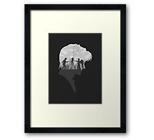 Goodbye Raggedy Man (Alternate) Framed Print