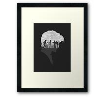 Goodbye Raggedy Man (Alternate) Framed Print