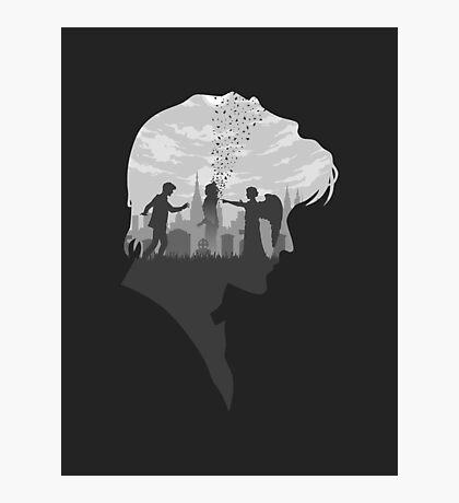 Goodbye Raggedy Man (Alternate) Photographic Print