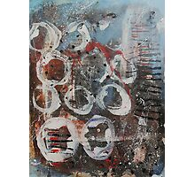 Abstract Expressionism 1 Photographic Print