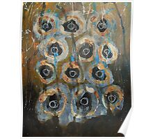 Abstract Expressionism 3 Poster