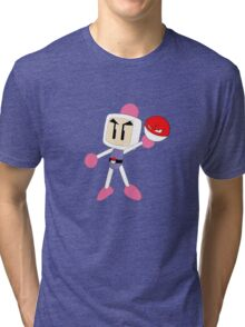 Volberman. Tri-blend T-Shirt