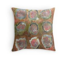 Abstract Expressionism 5 Throw Pillow