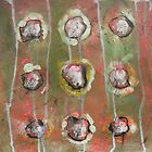 Abstract Expressionism 6 by Bea Roberts