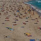 Iconic Bondi Beach by Shari Mattox-Sherriff