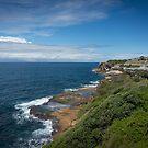 Coastal Walk by Shari Mattox-Sherriff