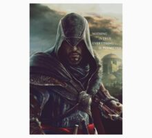 Ezio Auditore Assassin's Creed Revelations by randomweas