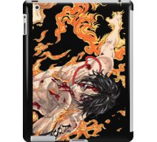 ACE IS FIRED UP!! iPad Case/Skin