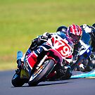 Stephen Kairl | Barry Sheene Festival | 2014 by Bill Fonseca