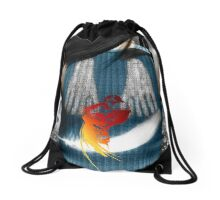 FINAL FANTASY BAG · FINAL FANTASY VIII ~ Rinoa's wings Drawstring Bag