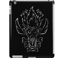 Nononono - Black iPad Case/Skin