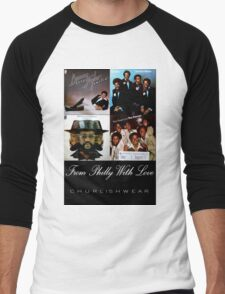 FROM PHILLY WITH LOVE Men's Baseball ¾ T-Shirt