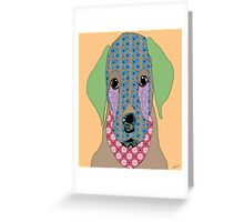 Cute Little Labrador Puppy Greeting Card