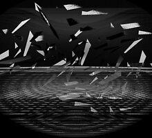Debris 3 by Rois Bheinn Art and Design