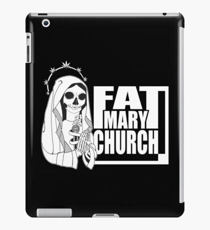 Fat Mary Church (W/B) - tablet cases iPad Case/Skin