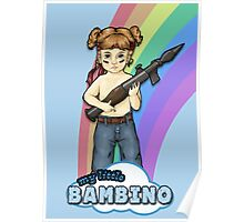 My Little Bambino Poster