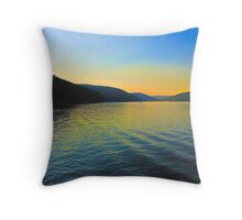 Kinzua Sunset Throw Pillow