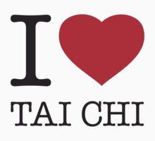 I ♥ TAI CHI by eyesblau