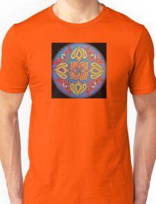 Mandala open heart strength Unisex T-Shirt