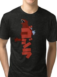 King of the Monsters Tri-blend T-Shirt