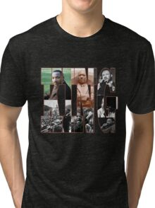 Dr. Martin Luther King Tri-blend T-Shirt