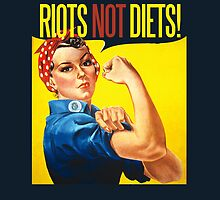 RIOTS not DIETS by Boogiemonst