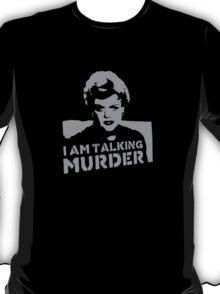 Deadly Lady - Murder T-Shirt