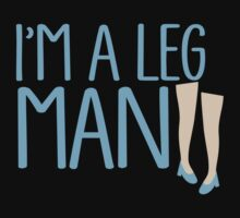 I'm a LEG MAN with cute shoes ladies legs by jazzydevil