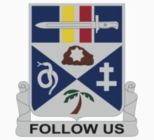 293rd Infantry Regiment - Follow Us by VeteranGraphics