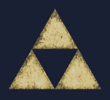 Triforce - Ancient Magical Symbol, Sierpinski Triangle Kids Clothes