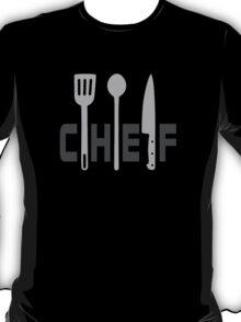 Chef tools T-Shirt