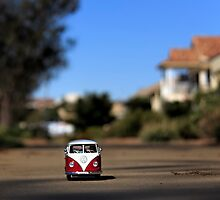 Little Red Combi ~ I by Pene Stevens