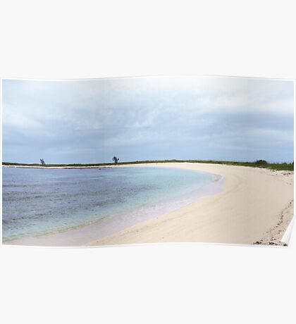41 - The Beaches at Moray Pond Poster