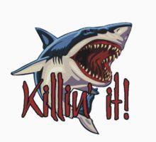 Killin' it SHARK by AllyFlorida