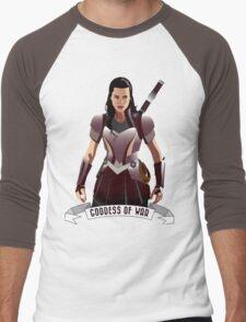 Lady Sif Men's Baseball ¾ T-Shirt