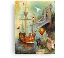 Bristol Impressions - 'The Matthew' Canvas Print