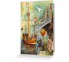 Bristol Impressions - 'The Matthew' Greeting Card