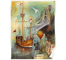 Bristol Impressions - 'The Matthew' Poster