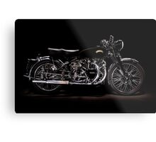 Vincent Black Shadow  Metal Print