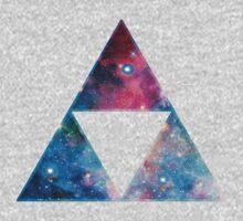 Triforce - Ancient Magical Symbol, Sierpinski Triangle Kids Clothes