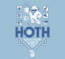 Hoth Winter Games by ianleino