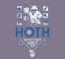 Hoth Winter Games Kids Clothes