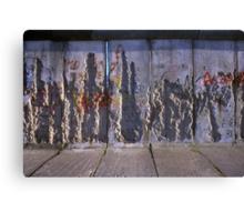 Gedenkstaette Berliner Mauer, Berlin 2012 Canvas Print