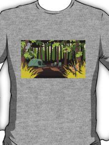 The Joy Of Camping T-Shirt